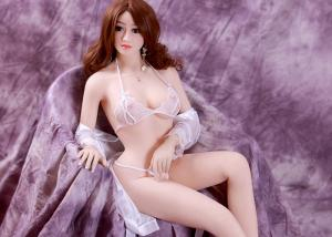 China Metal skeleton adult big breast sex dolls 165cm real sex dolls,vagina pussy lifelike love dolls on sale