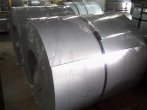 China DX51D+Z GalvanizedSteelCoil , Galvanized Iron Sheets / Coils For Garage Doors on sale