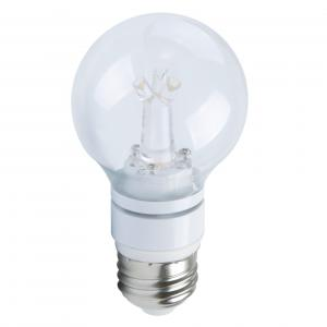 China Aluminum 3w 4w Dimmable LED Light Bulbs 60Hz 330° For Residential LED Lighting on sale