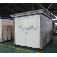 ZBW Type Prefabricated Substation,mobile transformer substation,distribution transformer substation,power substation tra