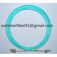 China Chinese Factory LC/LC 50/125 OM3 Fiber Optic Cable on sale