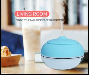 China Spa Equipment Cool Mist Humidifier , 5W DC5V Ultrasonic Air Humidifier on sale