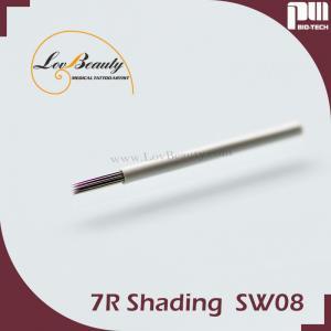 CE Sterilized 7/9/17 Prong PMU Professional Tattoo Needles For ...