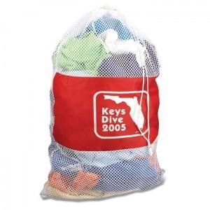 China Soft Nylon Mesh Laundry Bag on sale