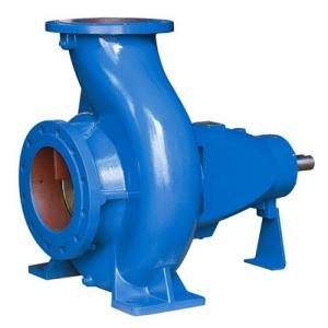 China Pulping Equipment Spare Parts - Non Clogging Industry Centrifugal Pump on sale