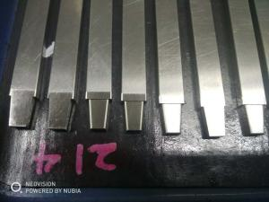 China 8+8 Symmitrical Precision Plastic Mold Components in 1.2344 esu Steel on sale