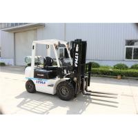 Hydraulic Transmission Shipping Container Forklift Lifting Equipment Solid Tire