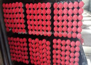 China High Efficiency Oil Hardened Drill Rod Carbon Steel NW Type Surface Phosphated on sale