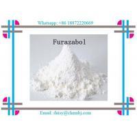 Intermediates & Fine Chemicals White Needle Crystal / Weight Loss Powder Furazabol CAS 1239-29-8