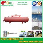 300 ton ionic boiler mud drum ORL Power