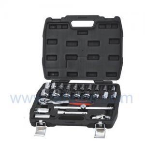Quality Ensemble de prise de TSH24-24pcs, clé à douille, outils de bricolage de haute for sale
