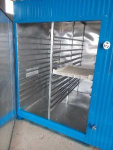 China Chili Dry Oven with Internal Hot Air Generator on sale