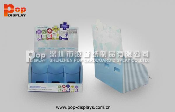 Customized logo cardboard greeting card display stand table top customized logo cardboard greeting card display stand table top style images m4hsunfo