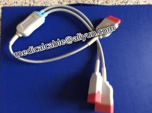 China GE 11pin dual Adapter IBP Cable 2005772-001/dual converter IBP cable on sale