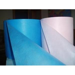 China hydrophilic pp spunbond non woven fabric for Feminie hygiene/hygiene pad on sale