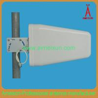 China Ameison Outdoor 800 MHz-2.7 GHz 9dBi Log Periodic Broadband Yagi Antenna Wifi Antenna on sale