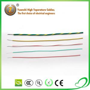 China UL1332 200程度高温300V FEPのテフロン上塗を施してあるワイヤー on sale