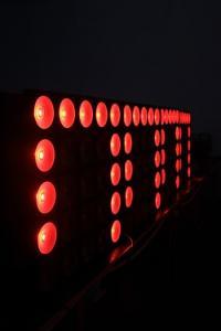 China 800W RGB DMX / Auto LED Matrix Light , concert animation matrix lighting on sale