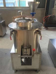 China High speed Mixer Granulating Line Inflatable seal CV solid liquid mixing equipment 1000L on sale