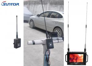 China 5km+ Low latency UHF COFDM Video Transmitter receiver for live broadcaset on sale