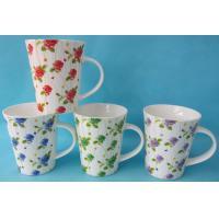 porcelain decal mug ceramic mug retail factory logo print mug ceramic wholesaler
