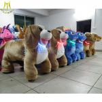 Hansel Amusement Rides animal rider animation guangzhou coin operated electric toy car
