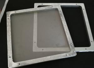 China Stainless Steel Screen Printing Frame With Mesh For Silk Screen Printing on sale