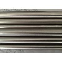 China Heavy Duty Polished Stainless Steel Tubing With Annealed And Pickled Surface on sale