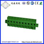 F75-C-7.62 Pitch 7.62mm Head for Pluggable Terminal Blocks Connector