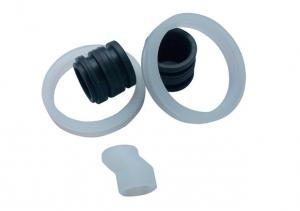 China Double Adhesive Silicone Rubber Seal Gasket Food Grade For Customize Request on sale