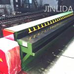 PLC Control Fully Automatic 4.7KW Edge Banding Machine for Gabion Production Line