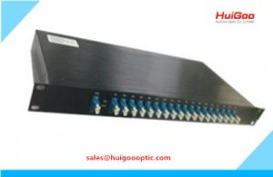 China 8 channels ABS Pigtailed Module Simplex CWDM/DWDM/ Wavelength Division Multiplexing on sale