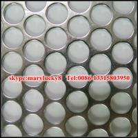 pereforated metal sheet factory