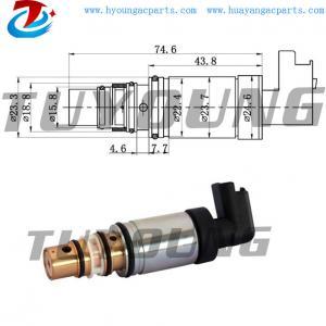 China SD7C16 SD6C16 SD6C12 1363F auto ac control valve Citroen C3 C4 C5 Peugeot 207 307 5008 9659875780 6453.QJ on sale