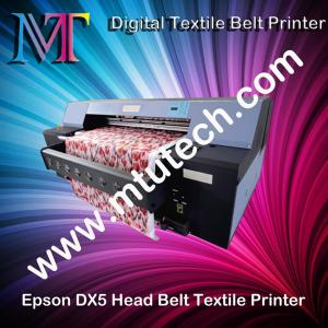 China Digital Textile Belt Printer on sale