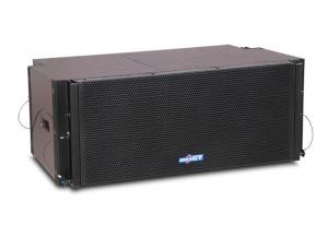 China 2* 10 inch two way active powered line array speaker LA210AE on sale