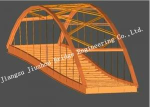 China Temporary Steel Box Girder Bridge Rectangular or Trapezoidal in Cross section on sale