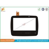 China Interactive USB Touch Screen 13.3 Inch , Replacement Touch Panel 1.1mm Cover Lens on sale