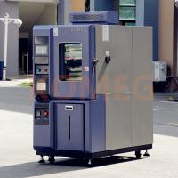 China Stainless Steel Thermal Shock High Low Test Chamber Driving Force Temperature Equipment on sale