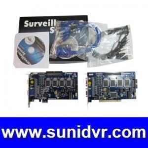 China DVR Cards for 32 Channel V8.3 Software (GV-800) on sale