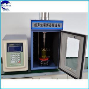 China 0.2-500ml ultrasonic homogenizer/ultrasonic cell disrupter 2000W Ultrasonic Cell crusher Ultrasonic Cell Disintegrator on sale