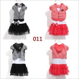 c4913b9e2 2012 Customized One Piece Baby Girls Fashion Design Cute Dress and ...