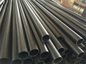 China Black Painted/Bare Hot Finished Pipe large diameter steel pipe EN10297-1 on sale