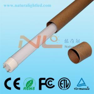 China high brightness 10w 600mm led tube t8 2ft CE ROHS FCC TUV ETL Epistar chip rubycon on sale