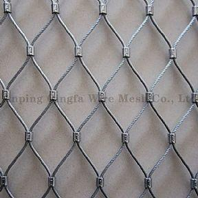 China Stainless Steel Stair Railing Mesh on sale