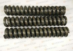 China Strain Relief Recoil Spring Komatsu Bulldozer Undercarriage Parts 28 X 151 X 600 X 16mm 195-30-14142 on sale