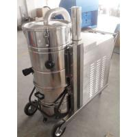 China Stainless steel Industrial Wet Dry Vacuum Cleaners For Workshop / Car Wash Shop on sale