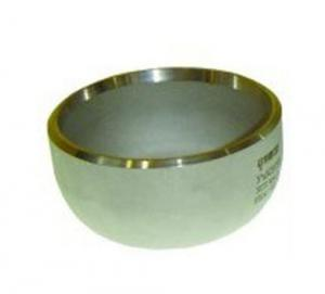 China Stainless Steel Pipe Caps SS Pipe Fittings on sale