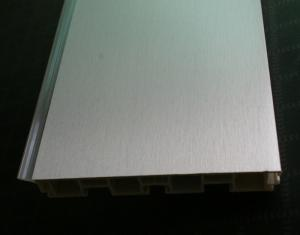 China 5 inch 7 inch Brushed Aluminum Kitchen Cabinet Skirting Flooring Primed on sale