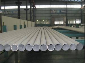 China 25mm 28mm 12mm 15mm Thin Wall Stainless Steel Seamless Pipe 316Ti 10X17H13M2T on sale